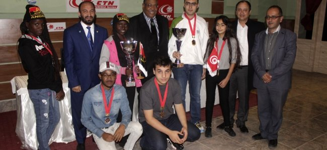 2016 African Junior Chess Championship