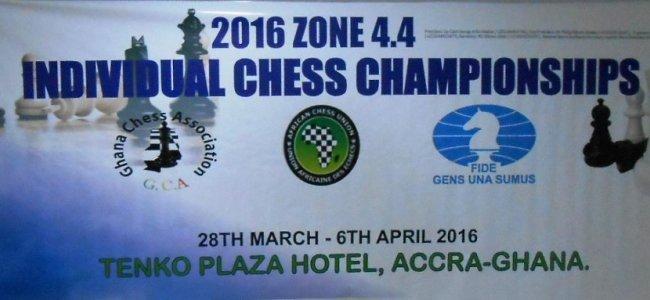 2016 Zone 4.4 Individual Chess Championships