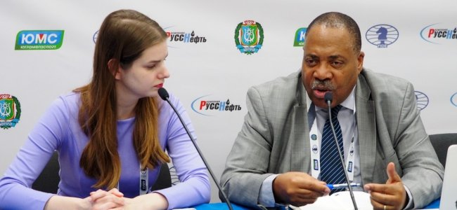 Lewis Ncube: We should do more to support women's chess