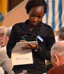 FEMALE INTERNATIONAL ARBITER FOR AFRICA