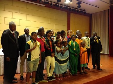2016 AFRICAN SCHOOLS INDIVIDUAL CHESS CHAMPIONSHIPS