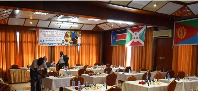 2016 Zone 4.2 Individual Chess Championships